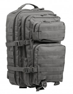 Miltec 14002208 Outdoor Planinarski Molle Ruksak Assault 36L Urban Gray
