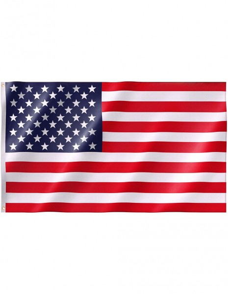 Miltec 16762000 Flag United States Of America 90x150 cm