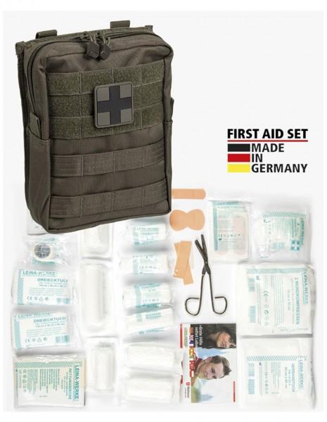 Miltec 16025501 Leina-Werke First Aid Set Large Olive