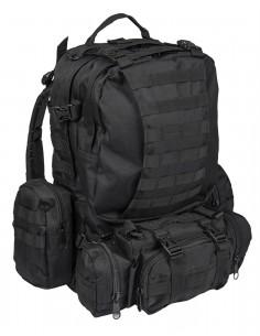 Defense Pack Modular Hiking Hunting Tactical Army Backpack 45L Black
