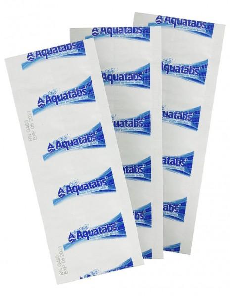 AquaTabs CR216 Tablete Za Pročišćavanje Vode 8.5mg Strip 10kom
