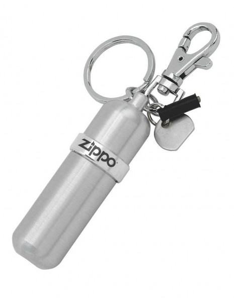 Original Zippo Fuel Tank Key Ring 121503