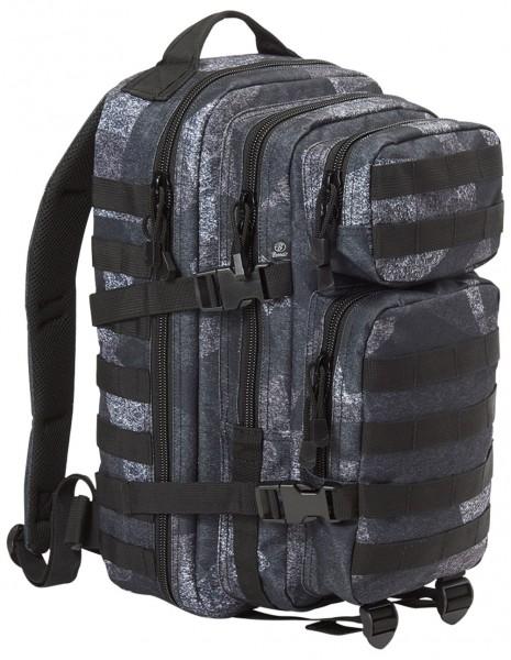 Brandit 8007 Camping Hiking Army Molle Backpack US Cooper Medium Night Camo Digital
