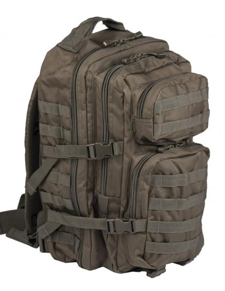 Miltec 14002001 Outdoor Planinarski Lovački Vojni Airsoft Ruksak Assault 25L Olive