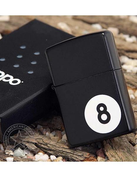 Zippo 28432 Original Zippo Lighter Billiards