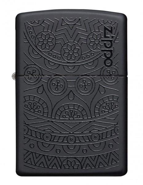 Zippo 29989 Original Zippo Lighter Tone on Tone Design