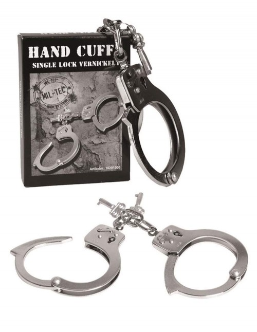 Klasične Policijske Lisice Za Ruke 16201000