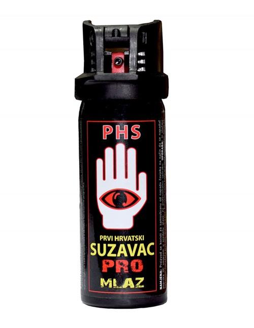 Profesional Prvi Hrvatski Suzavac Papar Sprej PHS PRO MK3 50ml
