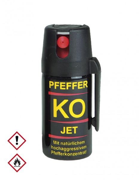 Pepper Spray Tear Gas Jet 40ml 16224040