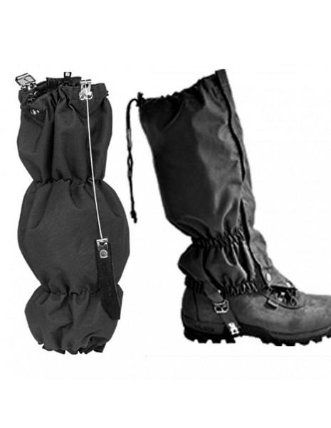 Miltec 12906002 Planinarske Lovačke Vojničke Gamaše Sa Sajlom Black