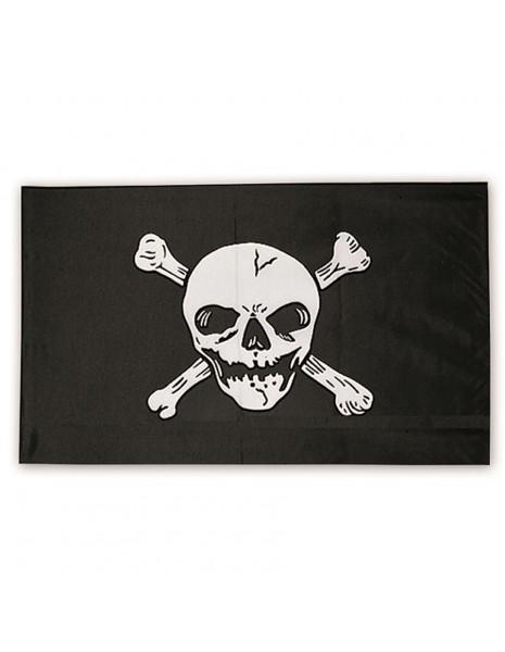 Gusarska Piratska Zastava Jolly Roger 16786000 90x150 cm