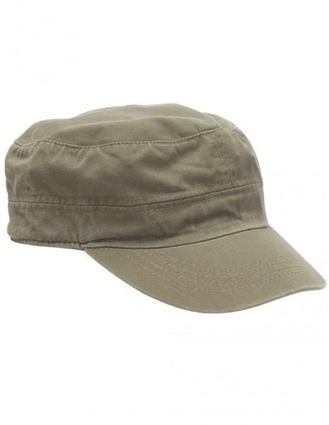 Miltec 12314001 Vintage Cap US M51 Jailhouse Olive
