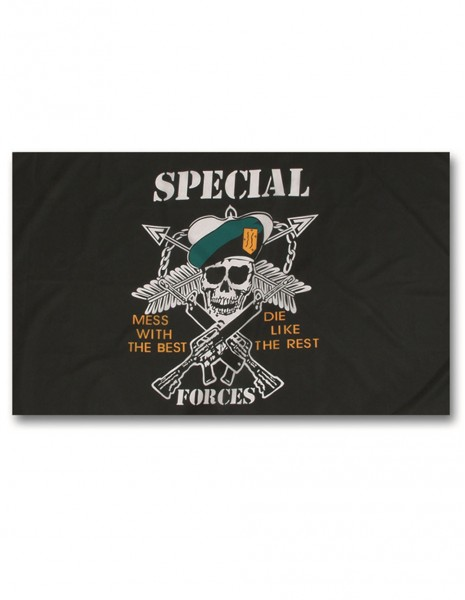 US Army Flag Special Forces Mess With The Best 16789000