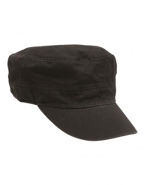 Miltec 12314002 Vintage Cap US M51 Jailhouse Black
