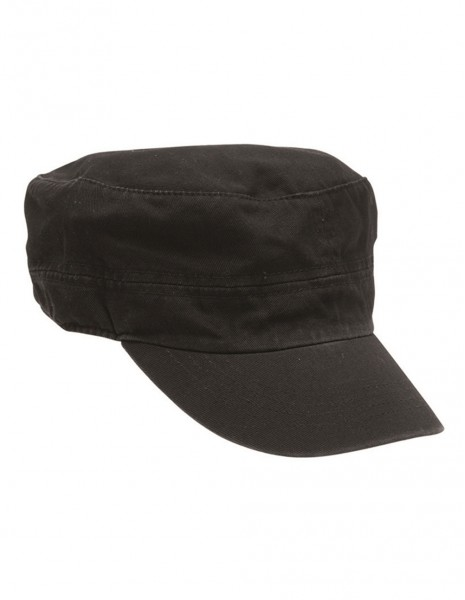 Miltec 12314002 Vintage Kapa US M51 Jailhouse Black