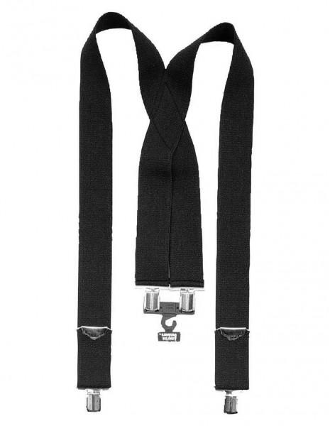 Rothco X-Back Pants Suspenders Black 4196