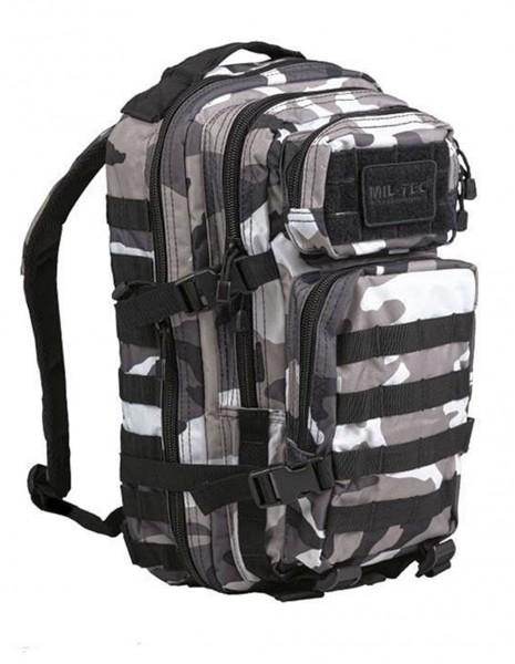 Miltec 14002022 Outdoor Planinarski Lovački Vojni Ruksak 25L Urban Camo