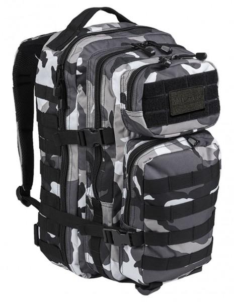 Miltec 14002222 Outdoor Planinarski Molle Ruksak Assault 36L Urban Camo