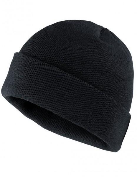 Commando 100001 Woolen Cap With Lining Dinara Black