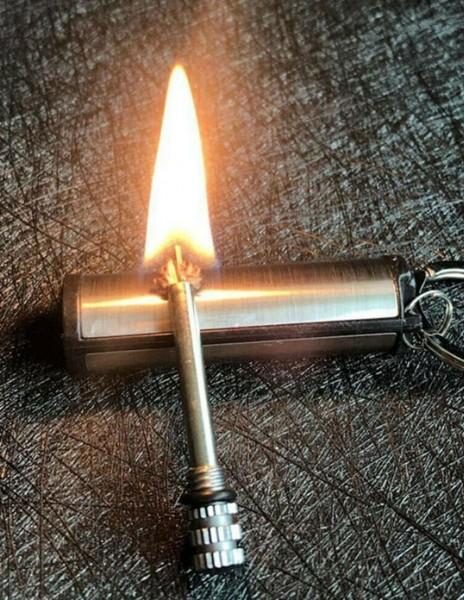 Steel Match Fire Starter Pendant