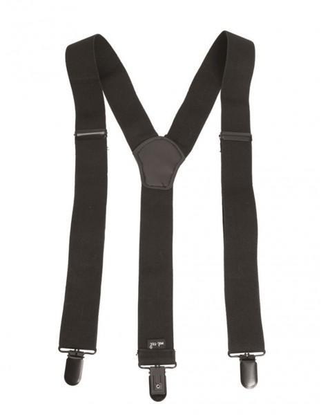 Miltec 13184002 Hunting Wide Man Pants Trousers Suspenders 3cm