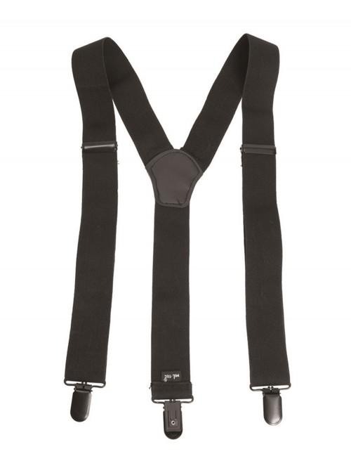 Miltec Hunting Wide Man Pants Trousers Suspenders 3cm 13184002