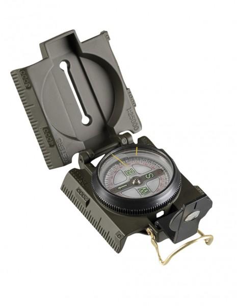 Miltec 15791500 Vojni Planinarski Metalni Kompas US Ranger s Led Svjetlom