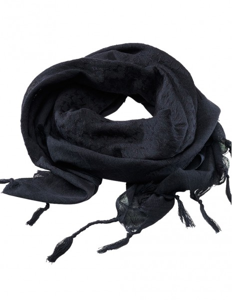 Brandit 7009-193 Classic Shemagh Marama Navy Black