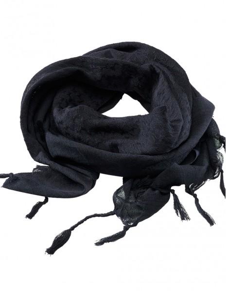 Brandit 7009-193 Classic Shemagh Scarf Navy Black