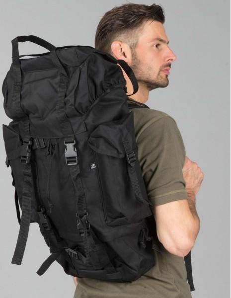 Brandit 8003-2 Bundeswehr Backpack 65 Liters Black