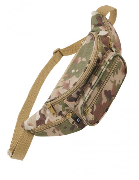 Brandit 8028-161 Urban Legend Waist Bag Multicam