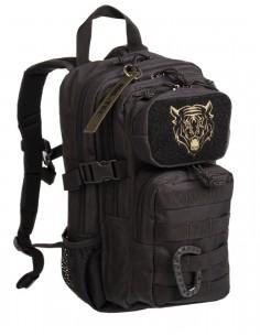 Outdoor Planinarski Vojni Dječji Školski Ruksak Assault 15L Black