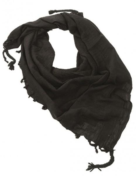 Miltec 12618000 Original Shemagh Pustinjska Vojna Marama Black