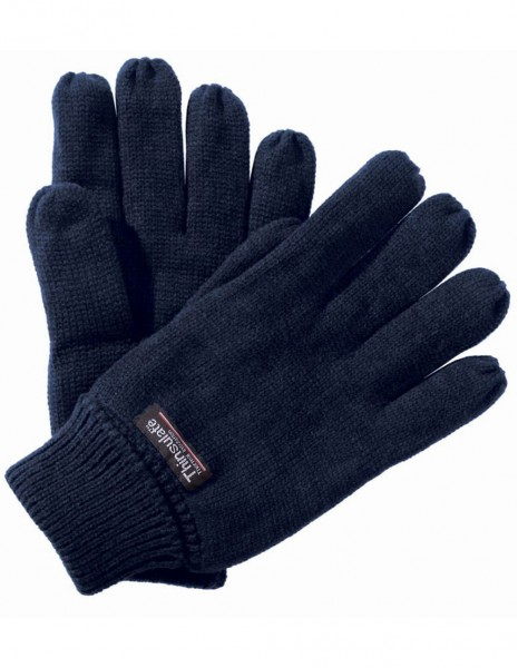 Pentagon Winter Knitted Gloves Thinsulate Blue Sale Discount