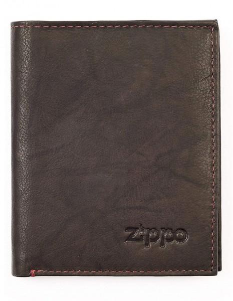 Original Zippo Genuine Leather Wallet Vertical 2005121
