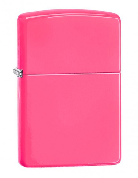 Zippo 28886 Original Zippo Lighter Neon Pink