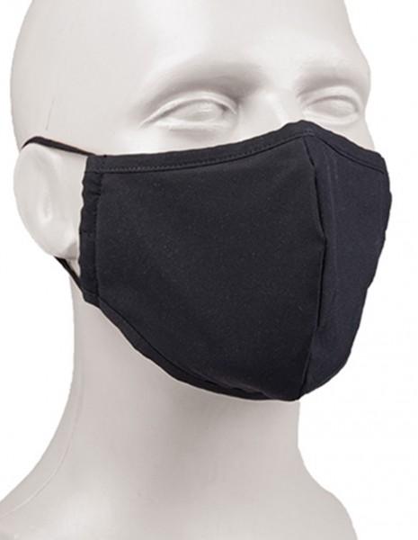 Miltec 12670102 Sturm Protective Mask PesEl Wide Black