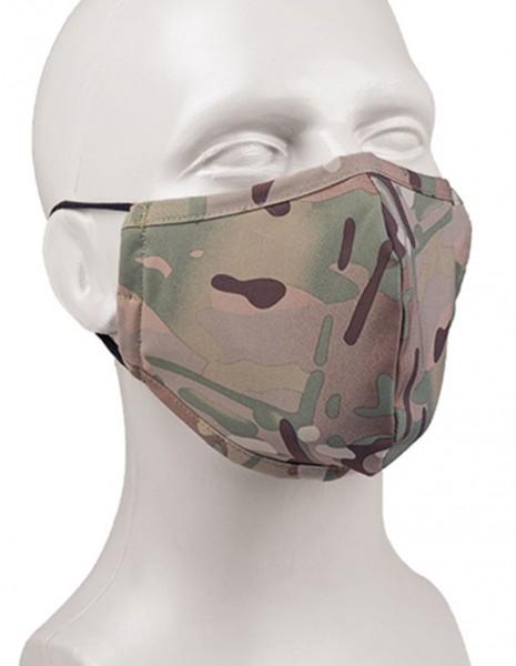 Miltec 12670149 Sturm Protective Mask PesEl Wide Multicam