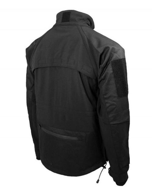 Mil-Tec Profesionalna Tactical Softshell Jakna Sturm Black 10859002