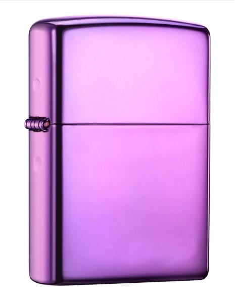 Zippo 24747 Original Zippo Lighter High Polish Purple