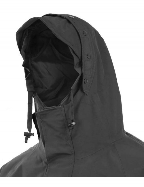 Sturm ECWCS Waterproof Parka Winter Jacket Black 10615002