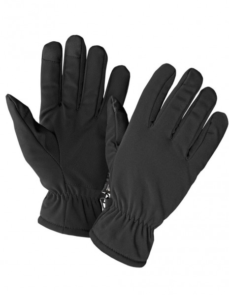 Miltec 12521302 Softshell Touch Thinsulate Vodootporne Zimske Rukavice Black