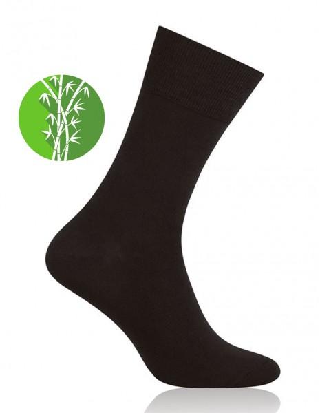 Fossa Organic Bamboo Čarape Black