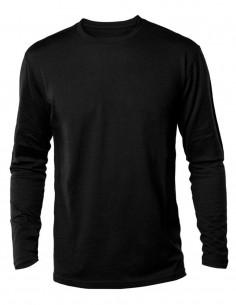 Majica Dugi Rukav Pamuk US Style Black 11065002