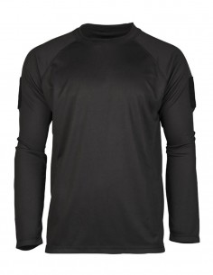 Tactical Army Sportska Quick Dry Majica Dugi Rukav Black 11082002