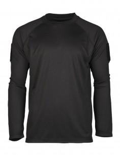Tactical Quick Dry Shirt Long Sleeve Black 11082002