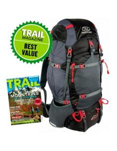 Highlander Ben Nevis 65 Profesional Mountain Backpack RUC245
