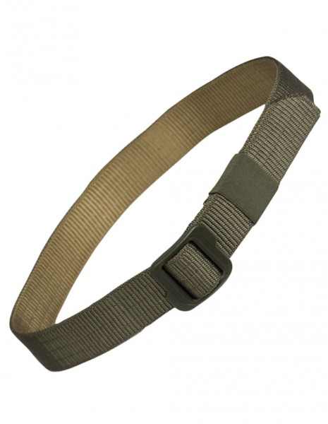 Tactical Army Police Belt TDU Double Duty Olive/Coyote 13120201