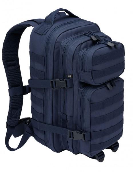 Brandit Camping Hiking Army Molle Backpack US Cooper Medium Navy 8007
