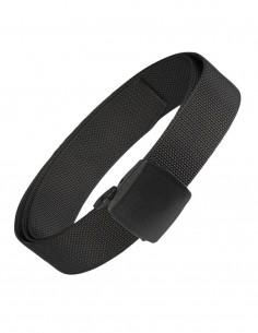 Classic  Military Belt Quick Release 120cm Black Sale 13121102